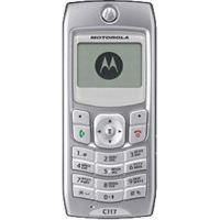 Abbildung von Motorola C117