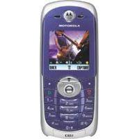 Abbildung von Motorola C651
