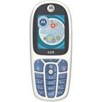 Abbildung von Motorola E375