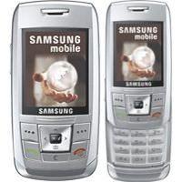 Abbildung von Samsung SGH-E250