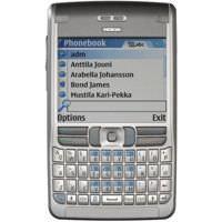 Abbildung von Nokia E62