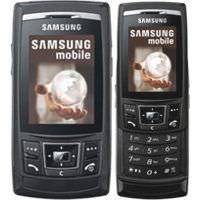 Abbildung von Samsung SGH-D840