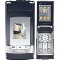 Abbildung von Nokia N76