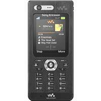 Abbildung von Sony Ericsson W880i