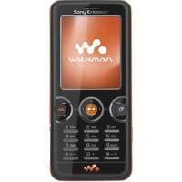 Abbildung von Sony Ericsson W610i