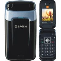 Abbildung von Sagem my200c / my202c
