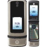 Abbildung von Motorola KRZR K3