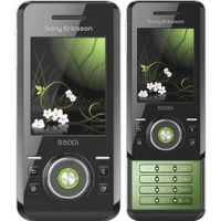 Abbildung von Sony Ericsson S500i