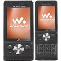 Abbildung von Sony Ericsson W910i