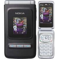 Abbildung von Nokia N75