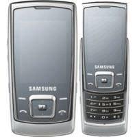 Abbildung von Samsung SGH-E840