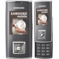 Abbildung von Samsung SGH-J600