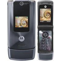 Abbildung von Motorola W510