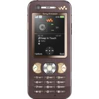 Abbildung von Sony Ericsson W890i