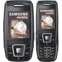 Abbildung von Samsung SGH-E390