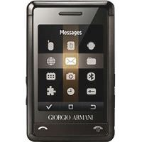 Abbildung von Samsung SGH-P520 Armani