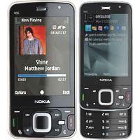 Abbildung von Nokia N96