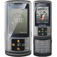 Abbildung von Samsung SGH-U900