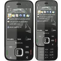 Abbildung von Nokia N85