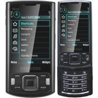 Abbildung von Samsung i8510 INNOV8