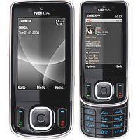 Abbildung von Nokia 6260 slide