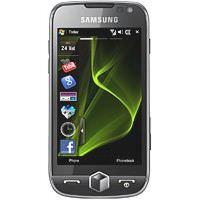 Abbildung von Samsung i8000 Omnia 2