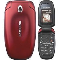 Abbildung von Samsung SGH-C520
