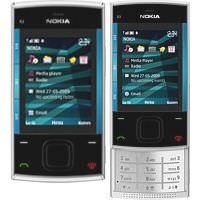 Abbildung von Nokia X3