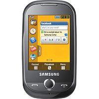 Abbildung von Samsung S3650 Corby