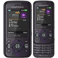 Abbildung von Sony Ericsson W395