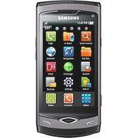 Abbildung von Samsung S8500 Wave