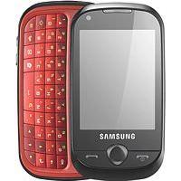 Abbildung von Samsung B5310 Corby PRO
