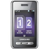 Abbildung von Samsung SGH-D980