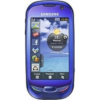 Abbildung von Samsung S7550 Blue Earth