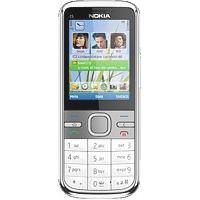Abbildung von Nokia C5