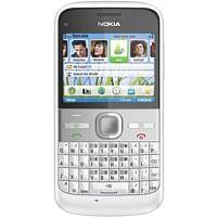 Abbildung von Nokia E5