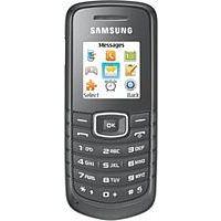 Abbildung von Samsung E1080