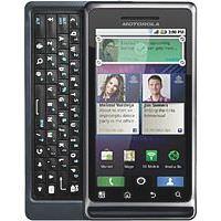 Abbildung von Motorola Milestone 2