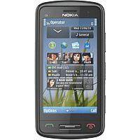 Abbildung von Nokia C6-01
