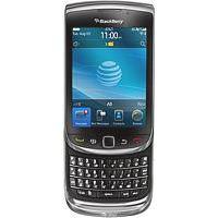 Abbildung von Blackberry 9800 Torch