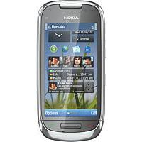 Abbildung von Nokia C7-00