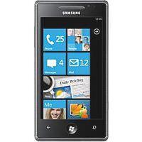 Abbildung von Samsung i8700 Omnia 7