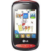 Abbildung von LG T310 Cookie Style