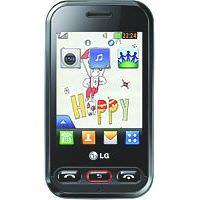 Abbildung von LG T320 Cookie 3G