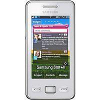 Abbildung von Samsung S5260 Star 2