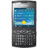 Abbildung von Samsung B7350 Omnia 735