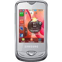 Abbildung von Samsung S3370 Corby 3G