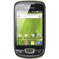 Abbildung von Samsung Galaxy Mini (GT-S5570)