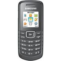 Abbildung von Samsung E1080W