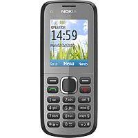 Abbildung von Nokia C1-02